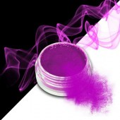 Smoke nails powder dust effect Neon Purple 3g - Σκόνη εφέ νυχιών