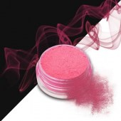Smoke nails powder dust effect Neon Light Pink 3g - Σκόνη εφέ νυχιών