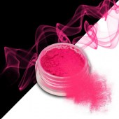 Smoke nails powder dust effect Neon Pink 3g - Σκόνη εφέ νυχιών